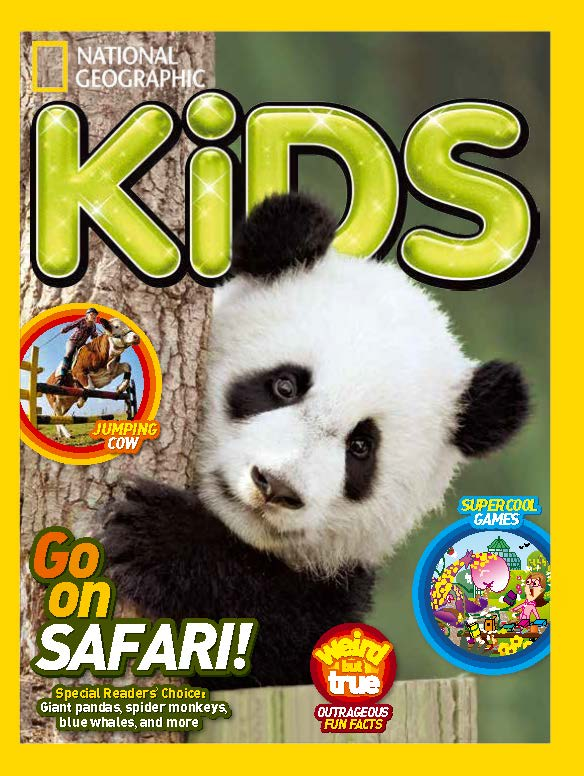 Indian Edition of National Geographic Kids Magazine